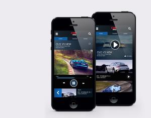 Car Daily app video