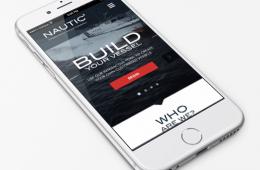 Mobile app aminated GIF tutorial