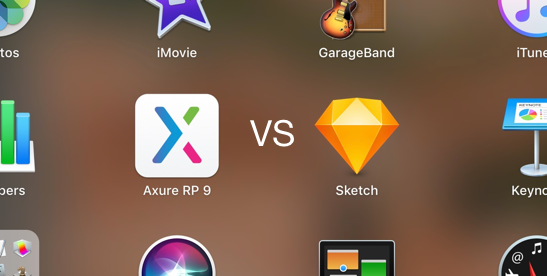 Axure RP vs Sketch